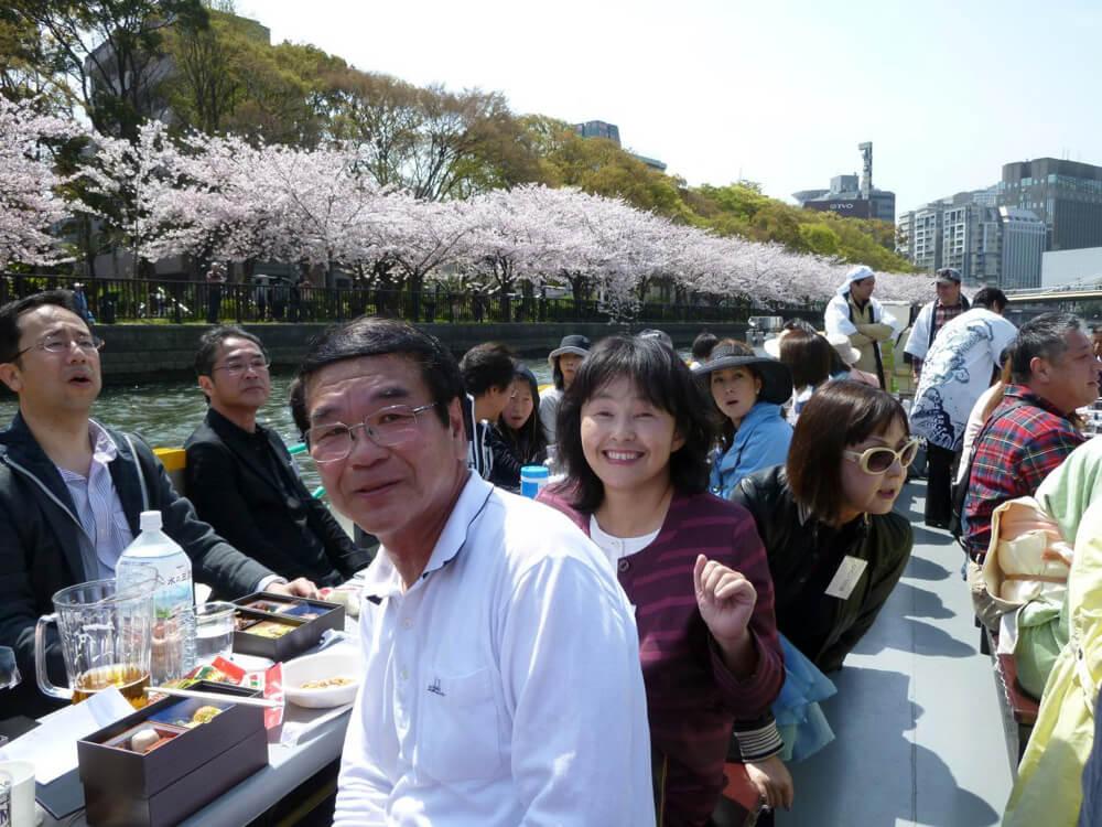 春の家族会