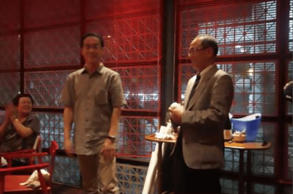 シンガポール・イーストロータリークラブ公式訪問