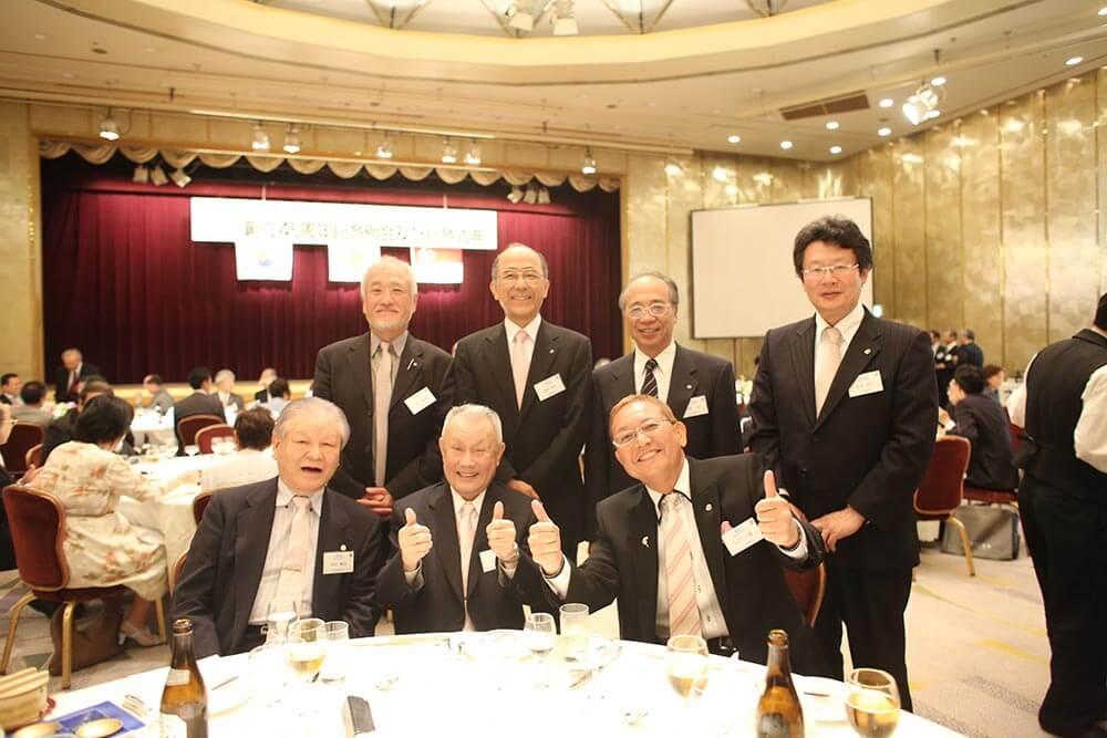 大阪西南ロータリークラブ45周年記念例会