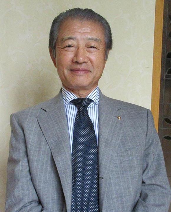 第46代会長 増田 康次