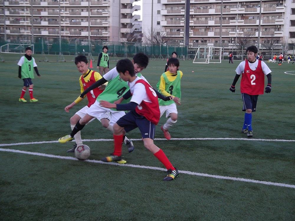 ドリームサッカースクール