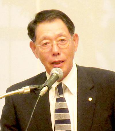 第47代会長 上田 直樹