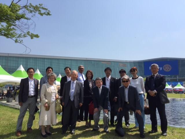 ソウル国際大会