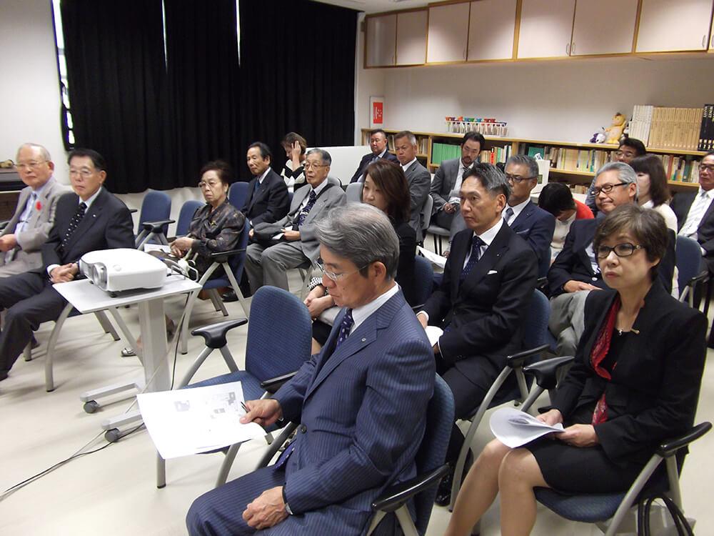 職場訪問 大阪市立児童院