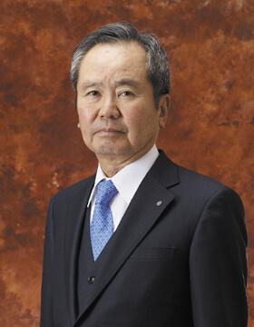 第52代会長 上田 勝嗣